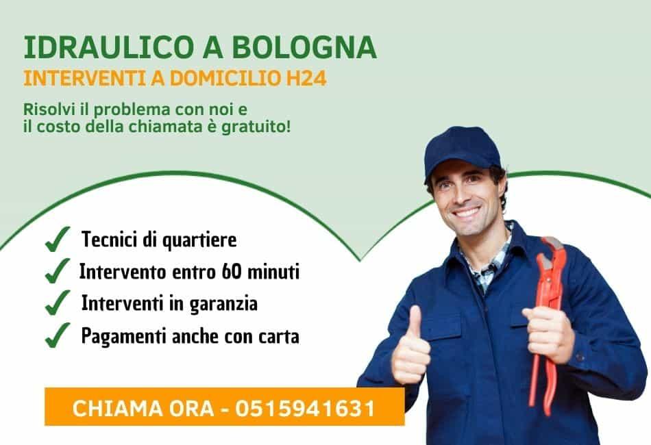 Idraulico Bologna - Pronto Intervento Idraulico h24